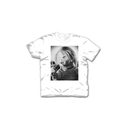 T-Shirt - Chuck's Back
