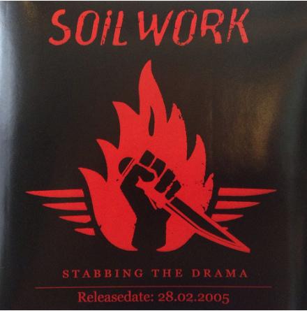 Klistermärke - Soil Work