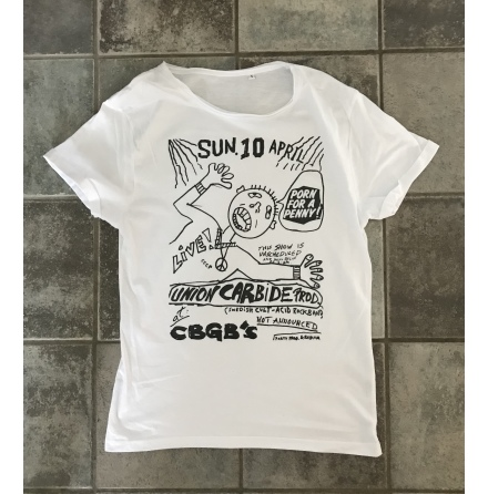 Raw T-Shirt - CBGB