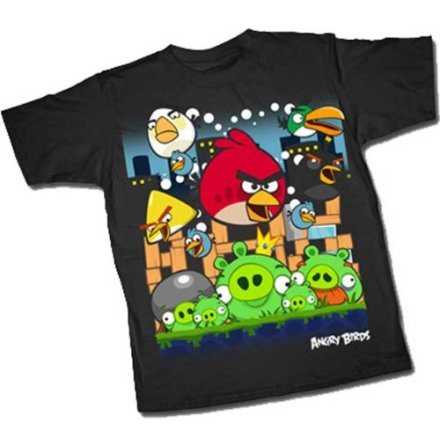 Barn T-Shirt - Angriest Attack Juvy