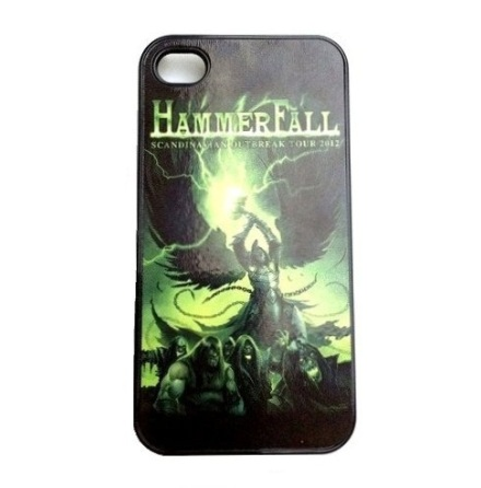 Hammerfall - Iphone Cover 4/4S