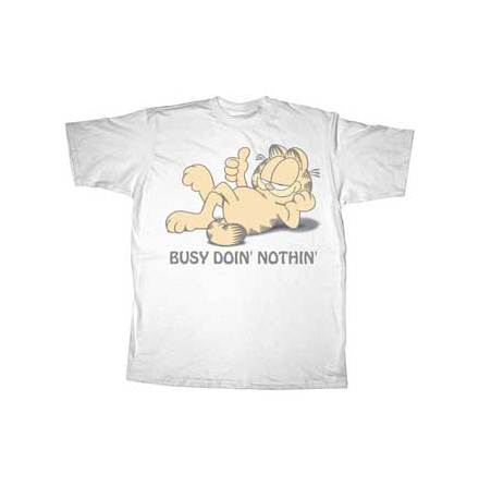T-Shirt - Lazy - Garfield