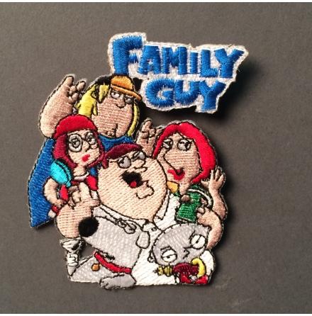 Family Guy - Family - Tygmärke