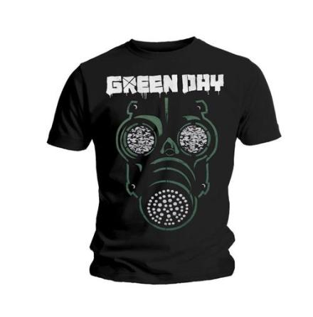 T-Shirt - Green Mask