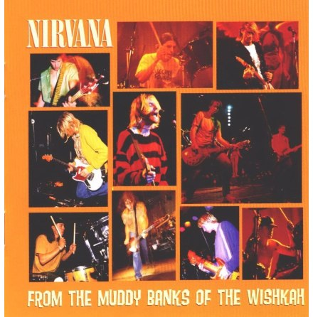 LP - Nirvana - From The Muddy Banks Of The Wishkah 1996