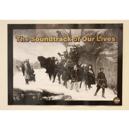 Likfärden - Poster