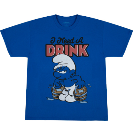 T-Shirt - I Need A Drink
