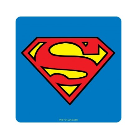 Superman - Single Coster Logo