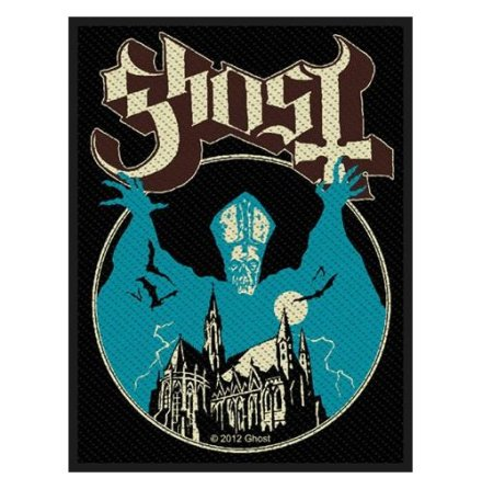 Ghost Sew-on Patch: Opus Eponymous