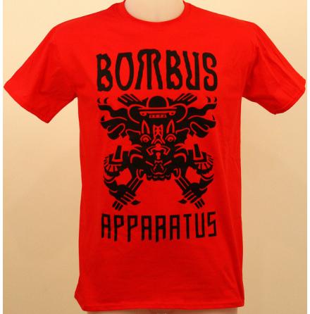 T-Shirt - Apparatus - Röd