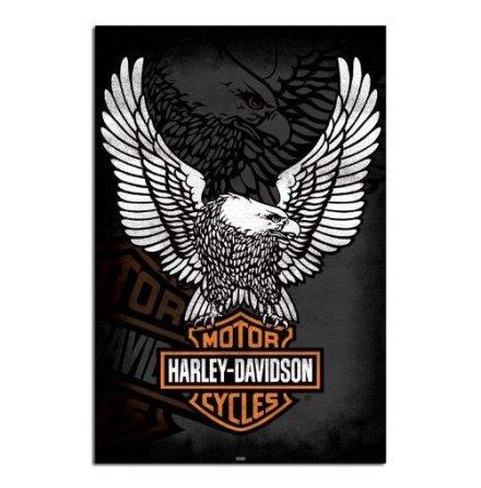 Poster-Harley Davidson