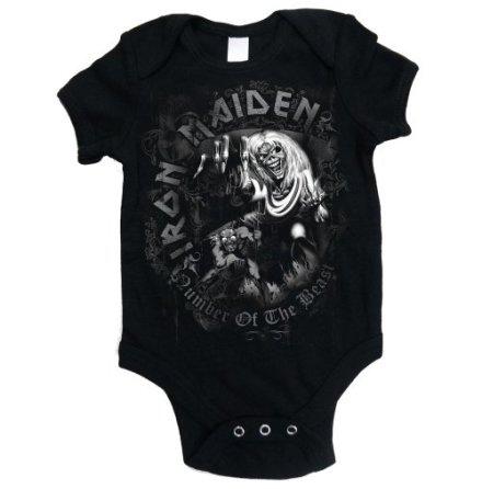 Babybody - Iron Maiden - Number of the Beast