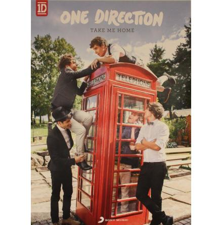 One Direction - Take Me Home - Poster