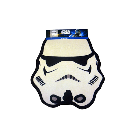 Star Wars 'Trooper' Shaped Floor Rug