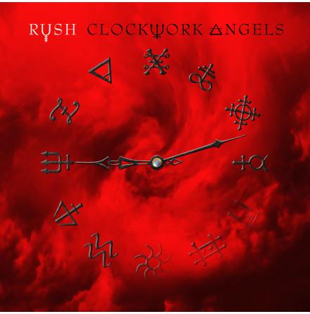 CD - Rush - Clockwork Angels