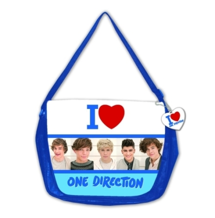 One Direction Messenger Bag: Group Shot