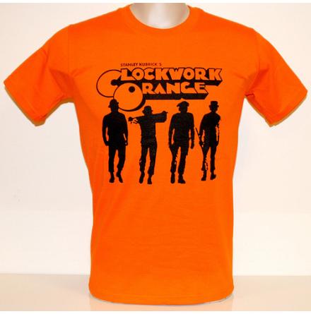 T-Shirt - Clockwork Orange