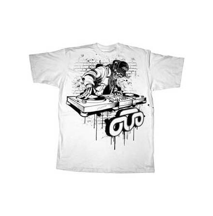 T-Shirt - DUB City Dj