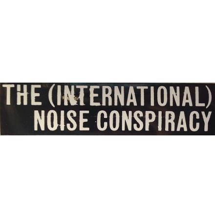 Klistermärke - (International) Noise Conspiracy