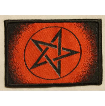 Pentagram - Tygmärke