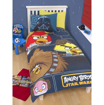 Angry Birds - Star Wars Rebels - Single Bed Set