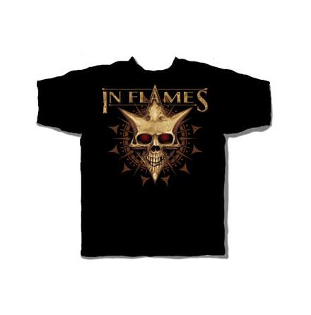 T-Shirt - Jesterhead Skull