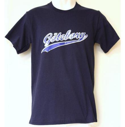 T-Shirt - Göteborg Blå