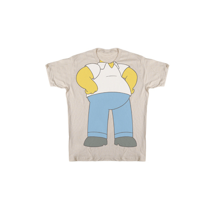 T-Shirt - Costume Homer