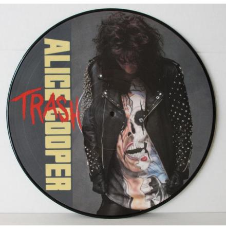 Alice Cooper - Trash - Picture Disc
