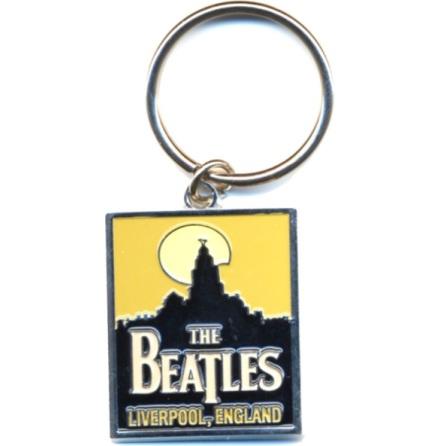 Beatles - Liverpool - Nyckelring