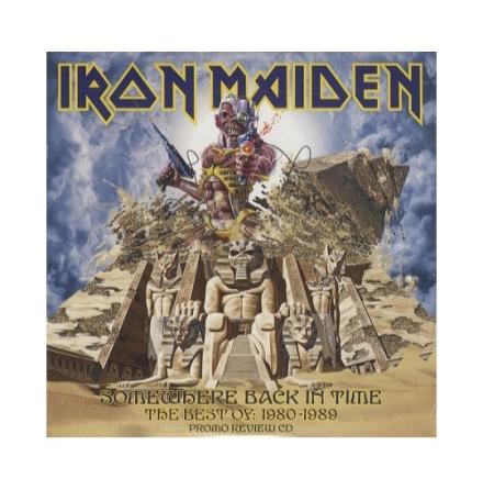 CD-Iron Maiden