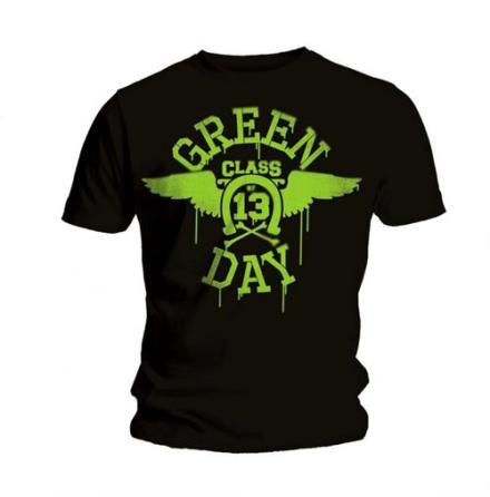 T-Shirt - Neon Black