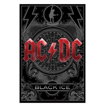 Poster - AC/DC - Black Ice