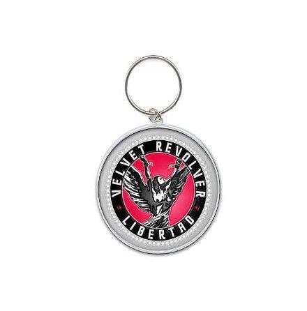 Velvet Revolver - Cirklar Logo - Nyckelring