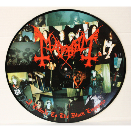 Mayhem - A Tribute To The Black Emperors - Picture Disc