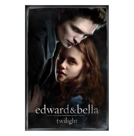Poster - Twilight - Edward & Bella