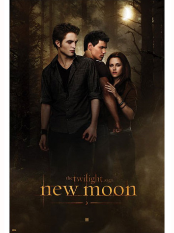 Poster - Twilight - New Moon