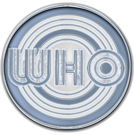 The Who - Circles - Pin
