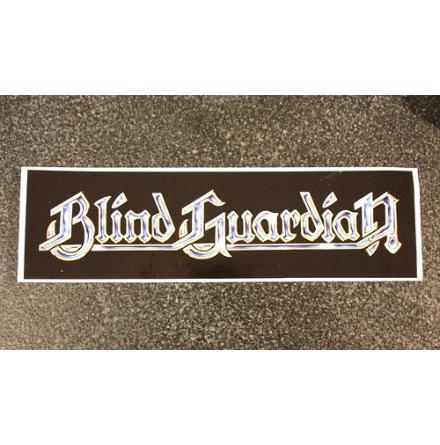 Blind Guardian - Logo - Klistermärke