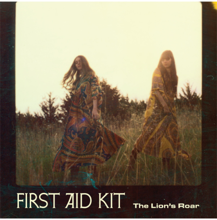 First Aid Kit - Lion's Roar - CD
