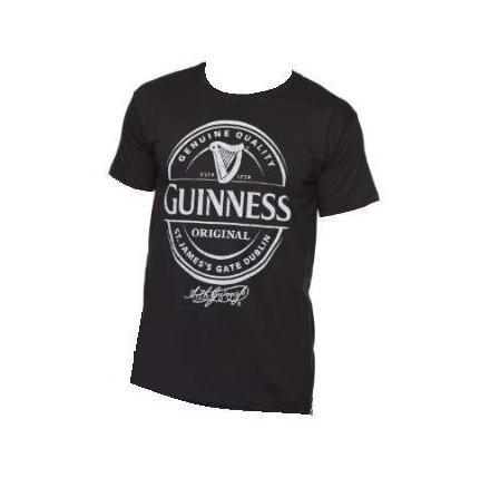 Guinness - Oval - T-Shirt