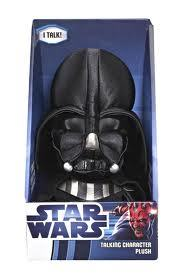 Darth Vader Talking Plush - Star Wars