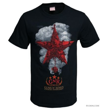 T-Shirt - Star With Smoke