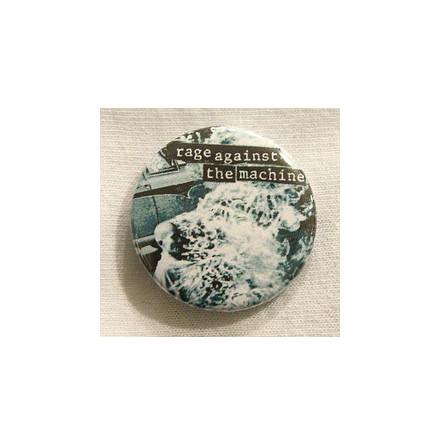 Rage Against The Machine - Badge