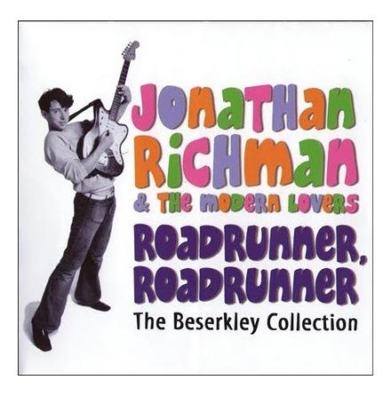 CD - Richman Jonathan - Roadrunner Roadrunner Beeserkle Col