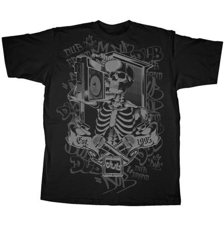 T-Shirt - Ghetto Debster - DUB