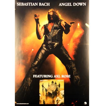 Sebastian Bach - Poster