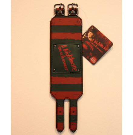 Nightmare on Elm street - Armband Grön/Röd