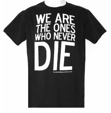 T-Shirt - We Are The - Svart