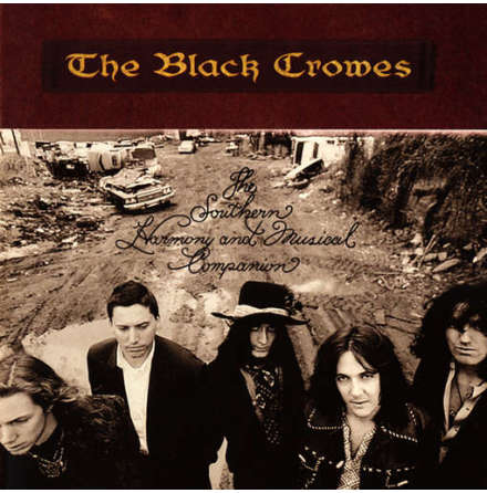Lp - Black Crowes - Southern Harmony ...